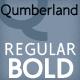 Qumberland Regular & Bold Modern Clean Font - GraphicRiver Item for Sale