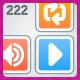 222 AI Malibu Player icons - GraphicRiver Item for Sale