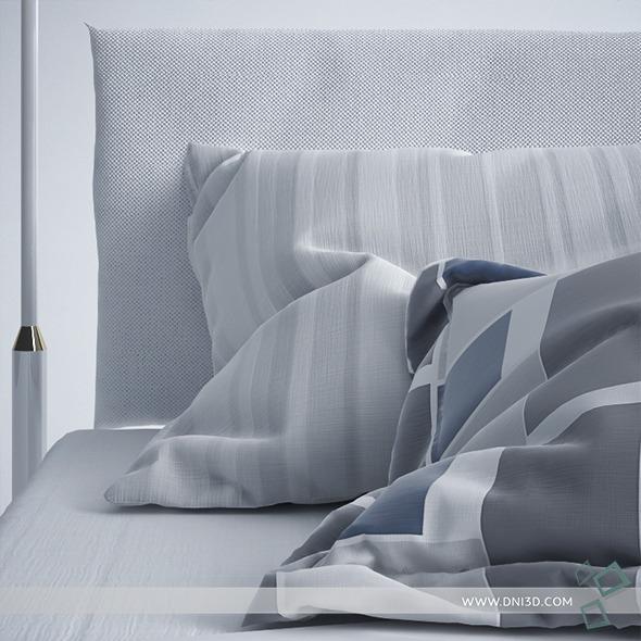 Bed FLOU Crimea