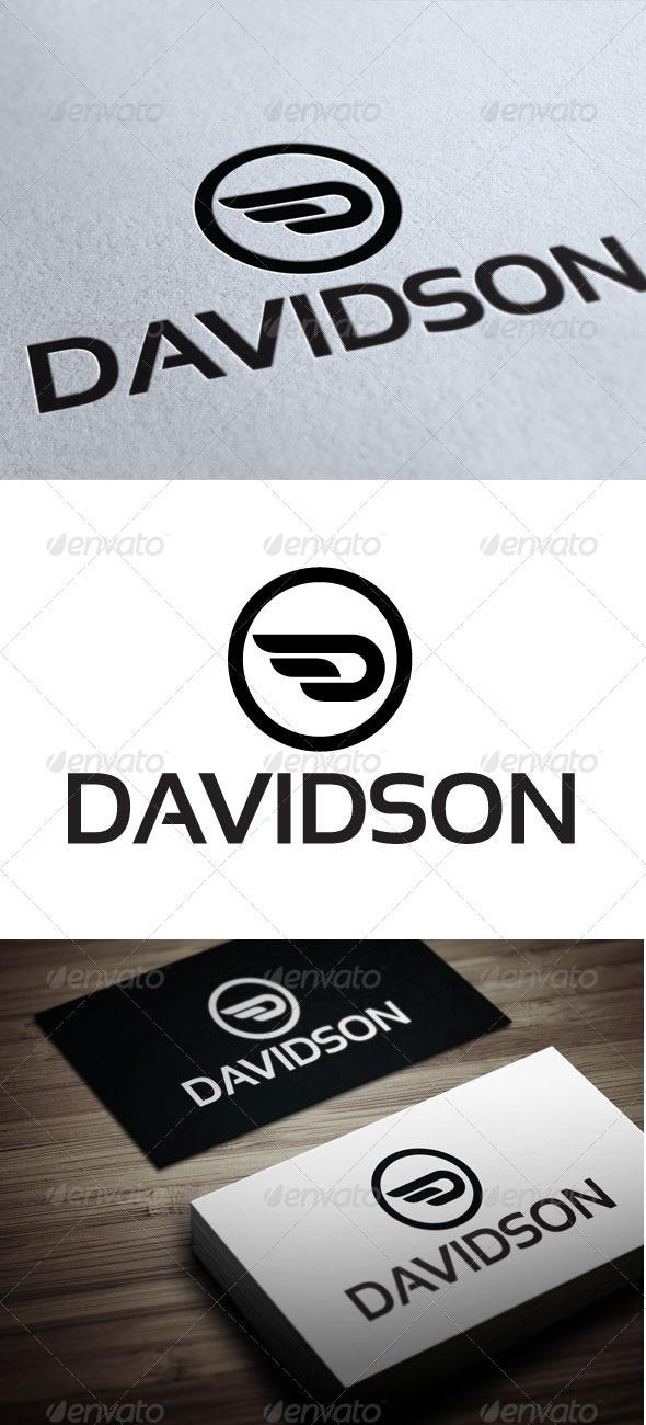 Davidson - Letters Logo Templates