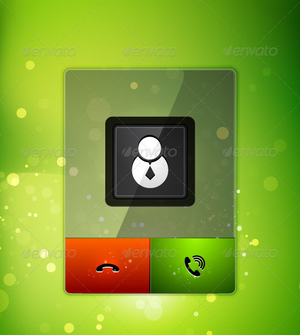 Incoming Call User Interface - Communications Technology