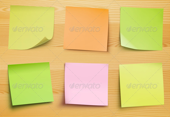 Stick It Notes - Concepts Business