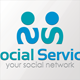 Social Service Logo Templates - GraphicRiver Item for Sale