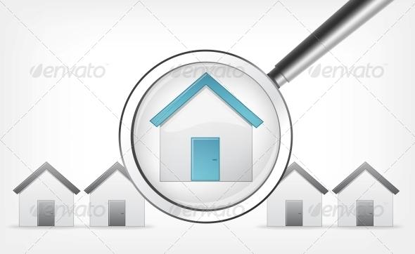 Find Home - Miscellaneous Conceptual