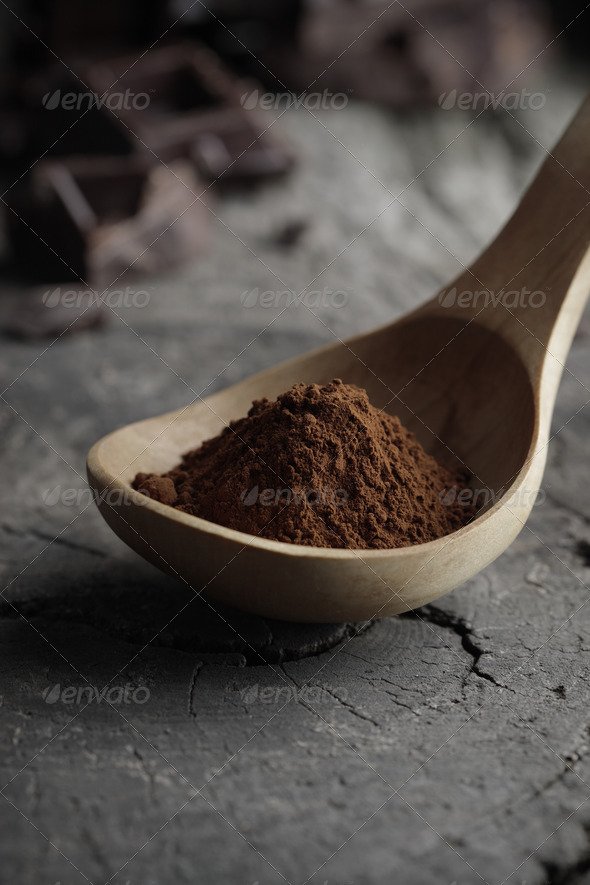 Cocoa - Stock Photo - Images