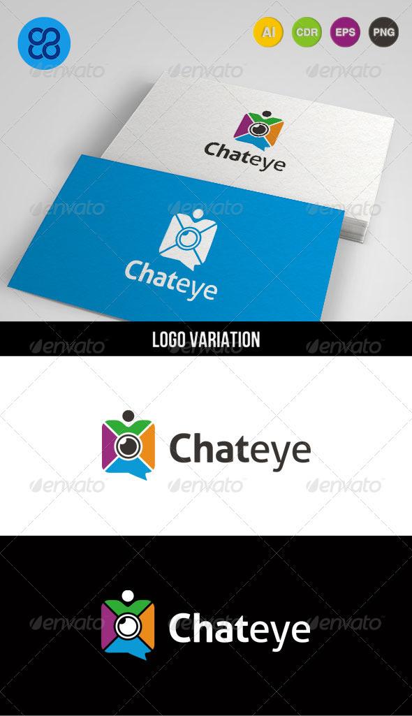 Chateye Logo - Symbols Logo Templates