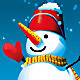Happy Snowman - GraphicRiver Item for Sale