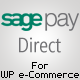 SagePay Direct Gateway for WP E-Commerce