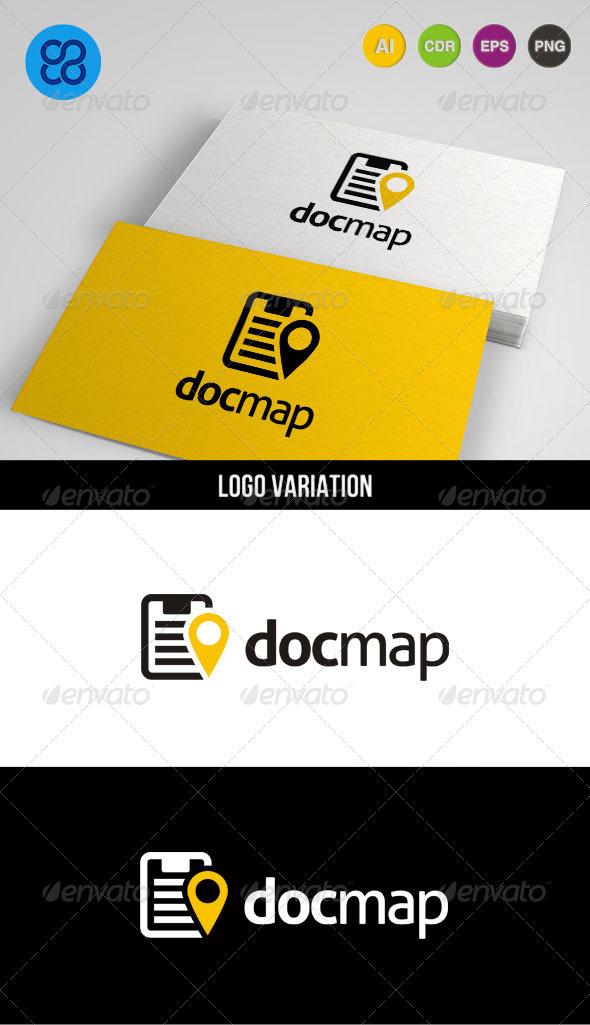 Docmap Logo - Symbols Logo Templates