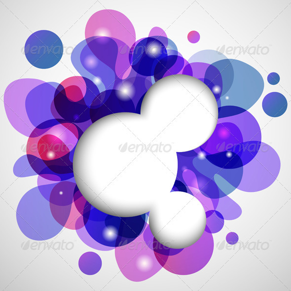 Circles - Backgrounds Decorative