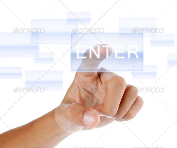 touching - Stock Photo - Images