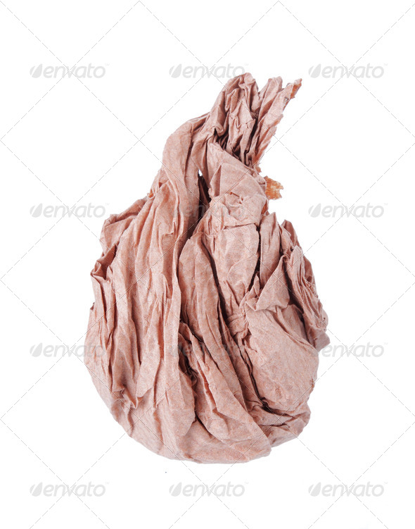 paper ball - Stock Photo - Images