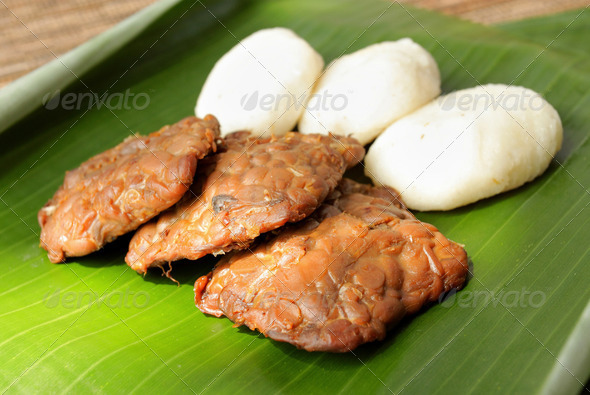 tempeh - Stock Photo - Images