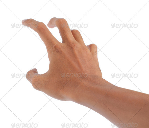 Reaching - Stock Photo - Images