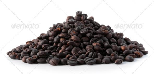 coffee mountain - Stock Photo - Images