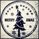 Christmas Stickers - GraphicRiver Item for Sale