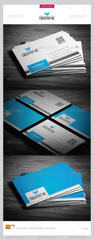 Corporate Business Cards 230 - Corporate Business Cards