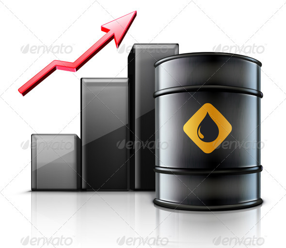 Oil Price Concept - Industries Business