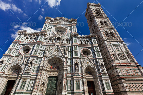 Duomo di Firenze - Stock Photo - Images