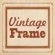 Vintage Frame Paper - GraphicRiver Item for Sale