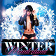 Winter Wonderland Flyer Template - GraphicRiver Item for Sale
