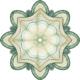 Guilloche Rosette Vol.10 - GraphicRiver Item for Sale