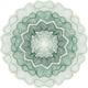 Guilloche Rosette Vol.15 - GraphicRiver Item for Sale