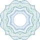 Guilloche Rosette Vol.22 - GraphicRiver Item for Sale