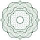 Guilloche Rosette Vol.23 - GraphicRiver Item for Sale