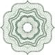 Guilloche Rosette Vol.27 - GraphicRiver Item for Sale