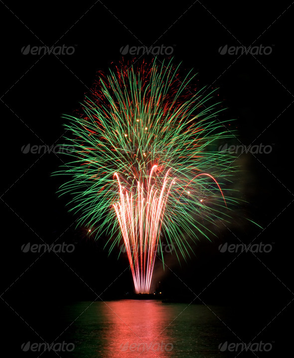 Firework - Stock Photo - Images