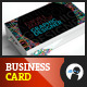 Free Style - Business Card - GraphicRiver Item for Sale