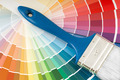 color palette and brush - PhotoDune Item for Sale
