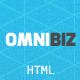 Omnibiz - Responsive Premium Website Template - ThemeForest Item for Sale