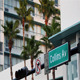 Miami Beach - Collins Ave Street Sign - VideoHive Item for Sale