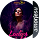 Ladies Night Flyer Template V6 - GraphicRiver Item for Sale