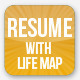 Resume Template | 5 Pages with Life Map - GraphicRiver Item for Sale