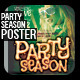 Party Season Flyer - Poster - GraphicRiver Item for Sale