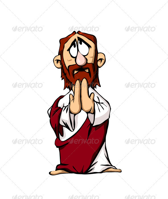 Jesus  - Religion Conceptual