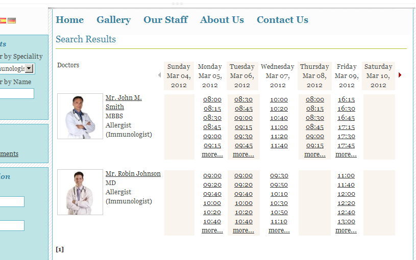 php-medical-appointment-script in pakistan
