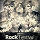 Rock Flyer / Poster 3 - GraphicRiver Item for Sale