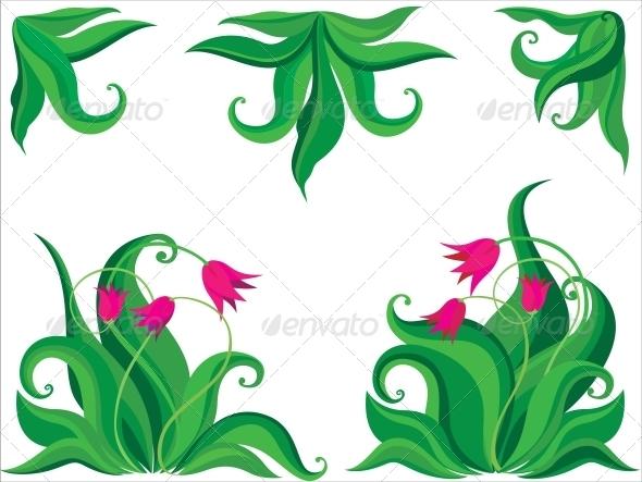 Ddecorative Tulips - Flowers & Plants Nature
