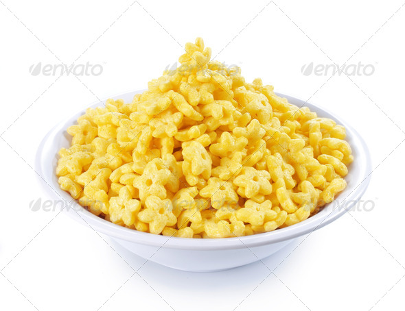 sweet cereal - Stock Photo - Images