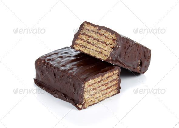 chocolate bar - Stock Photo - Images