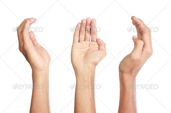 hands - Stock Photo - Images