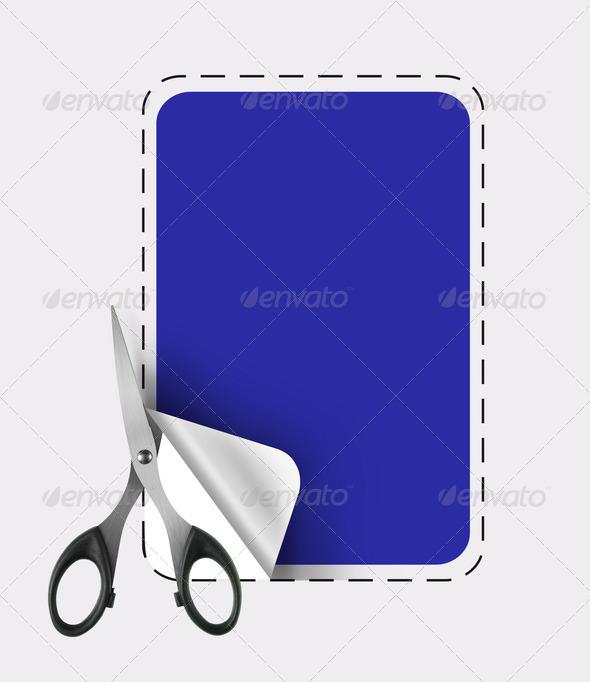 scissors - Stock Photo - Images