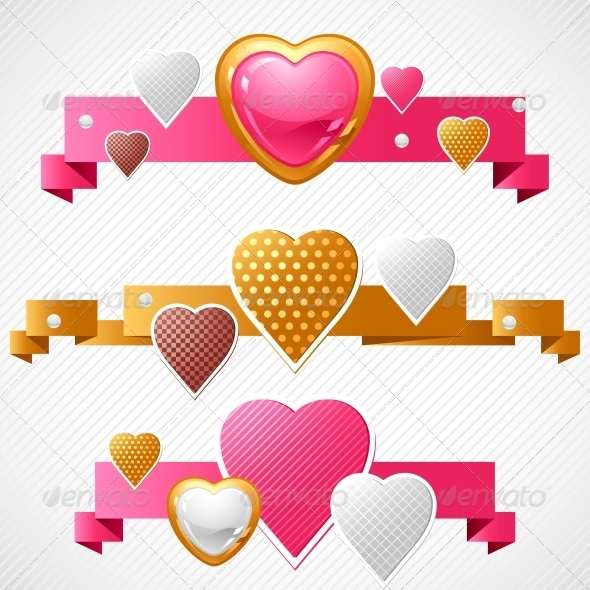 Valentine's Day Vector Background  - Valentines Seasons/Holidays