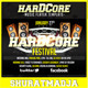 Hardcore Music Flyer