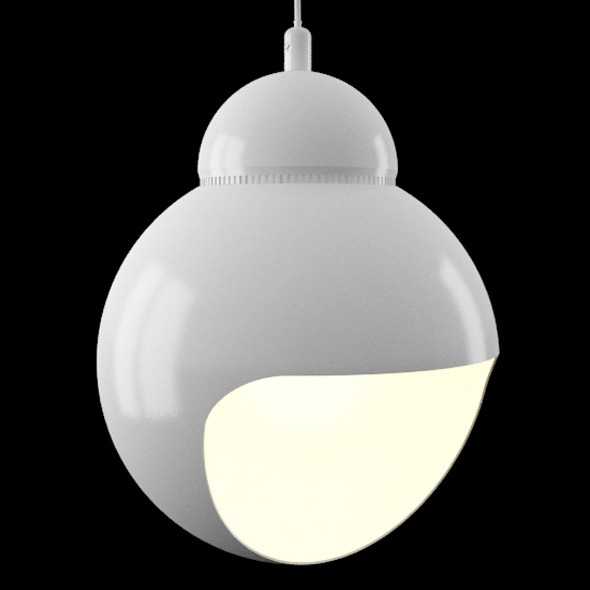 Alvar Aalto_PENDANT LAMP A338 - 3DOcean Item for Sale