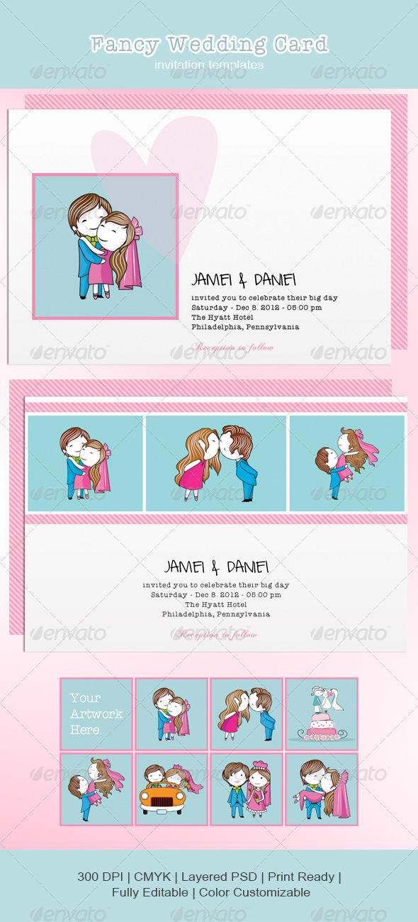 Fancy Wedding Card - Weddings Cards & Invites